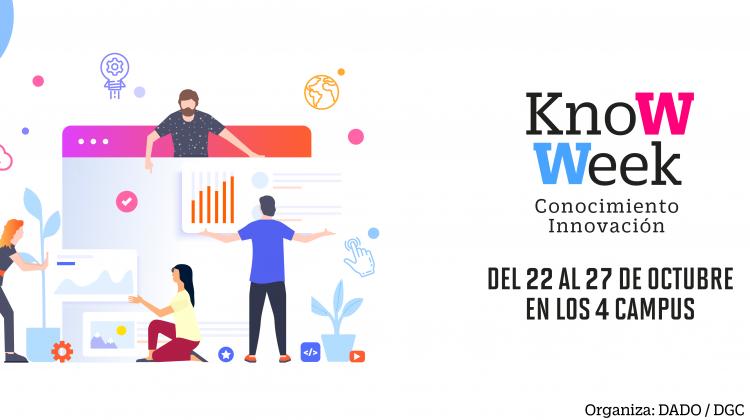 KnoWeek: Semana de conocimiento e innovación en la UPC