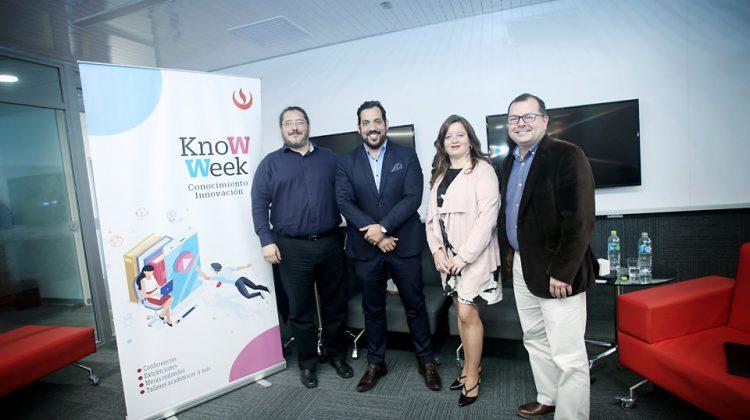 Mesa Redonda: La transformación digital en la educación superior