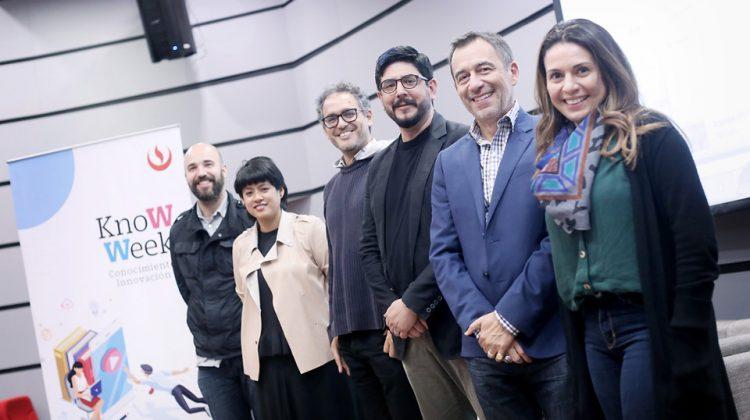 Conferencia: La Evolución en los espacios de Aprendizaje