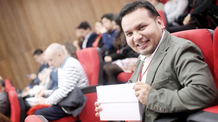 DADO TV: ¡Conoce a uno de los ganadores del Ranking Docente Digital 2018!