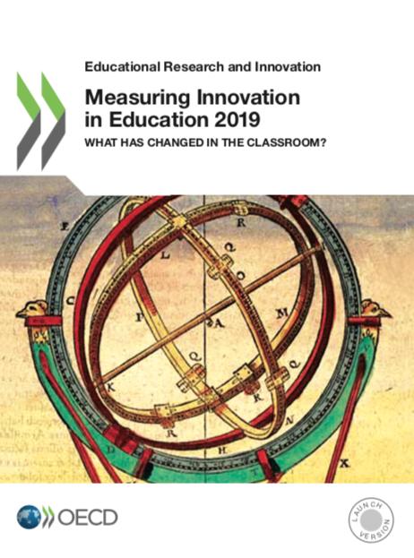 Midiendo la innovación en la educación 2019 OECD