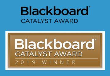 UPC GANA EL PREMIO BLACKBOARD CATALYST AWARDS