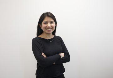 Ana Lucía ganó una entrada al World Business Fórum y aquí te cuenta cómo lo logró