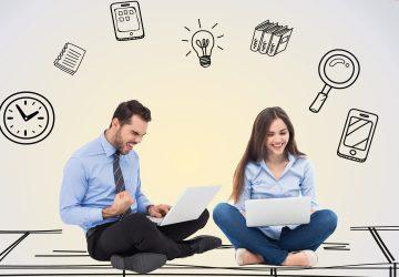 Serie internacional de webinars sobre aprendizaje en línea