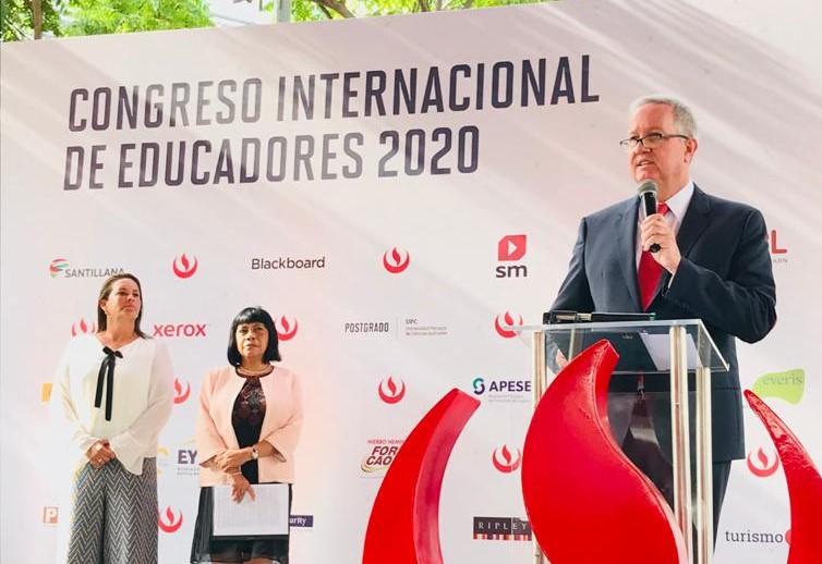#ENVIVO Congreso Internacional de Educadores