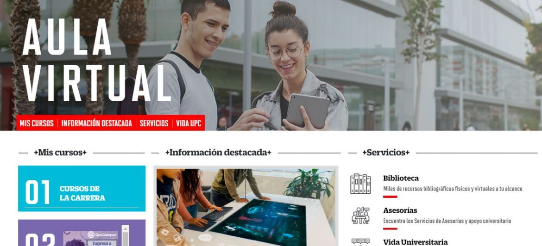 Guía para subir materiales de aprendizaje online al Aula Virtual