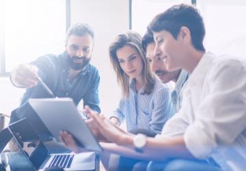 Webinar:  Retos del proceso de virtualización y trabajo en equipo