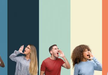 Webinar: La voz como principal medio de comunicación durante una charla online
