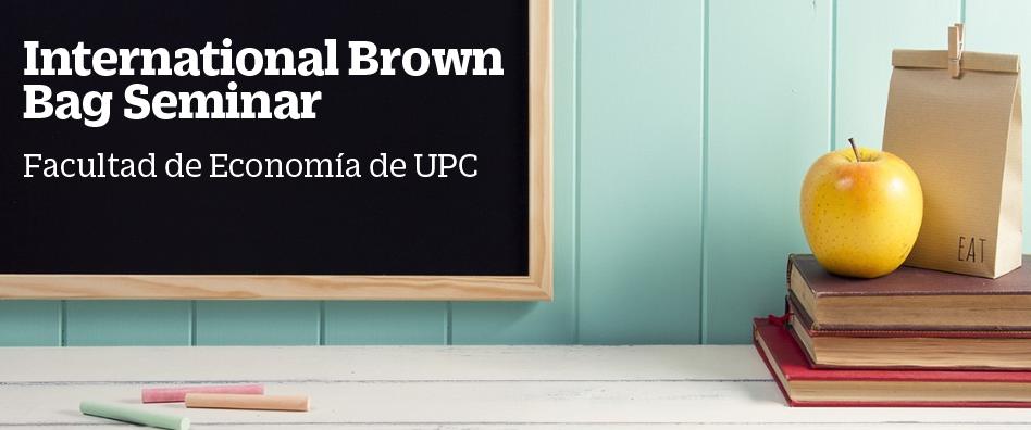 International Brown Bag Seminar