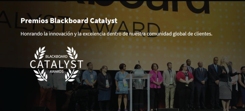 UPC obtiene el reconocimiento Blackboard Catalyst Awards 2020