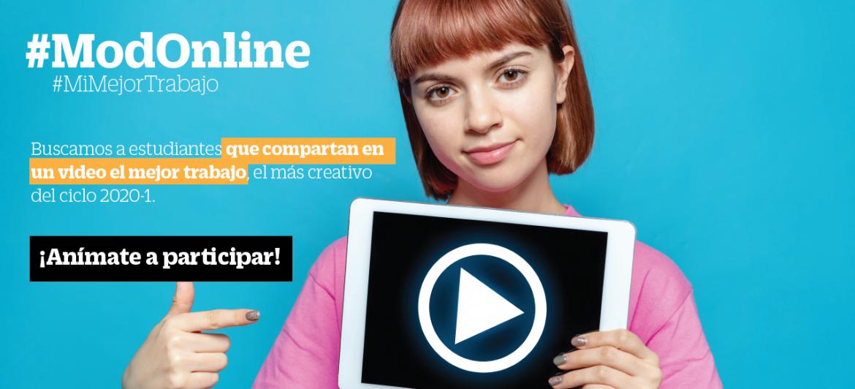 2do Concurso #ModOnline #MiMejorTrabajo
