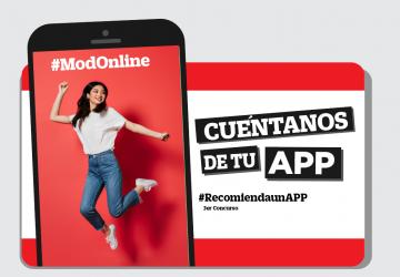 3er Concurso #ModoOnline #RecomiendaunApp