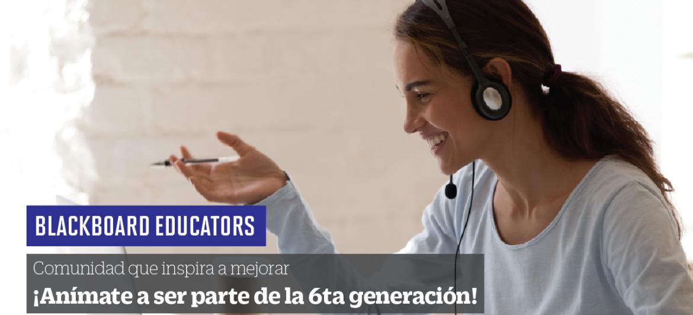 Comunidad Bb Educators, 6ta generación