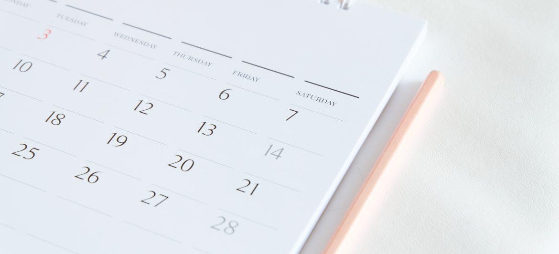 Eventos académicos de diciembre