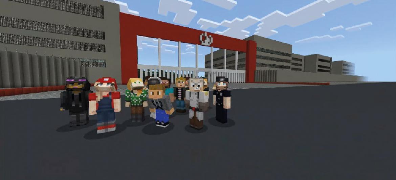 Inscríbete al 3er taller de Minecraft Education Edition