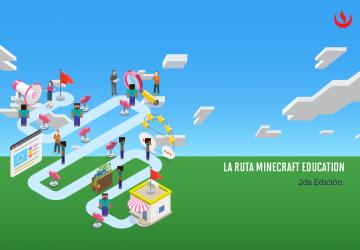 Inscríbete en el 2do taller de Minecraft for Education