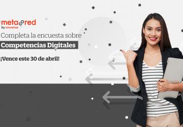 Encuesta de Competencias Digitales ¡Participemos!