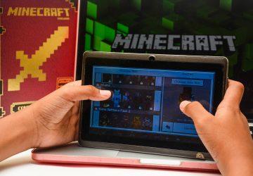 Enseñanza-aprendizaje con Minecraft Education
