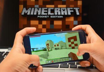 Aprender jugando con Minecraft Education