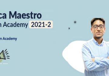 Postula a la Beca Maestro Khan Academy