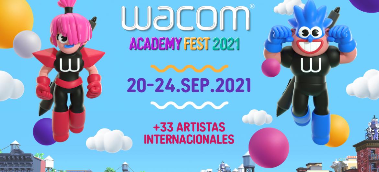 Wacom Academy Fest 2021