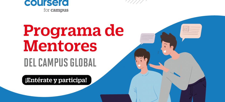 Obtén un crédito extra académico siendo mentor del Campus Global
