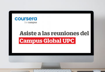 Coursera: Charlas para todo el semestre académico